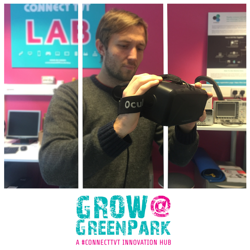 3D content produced for GROW@Green Park